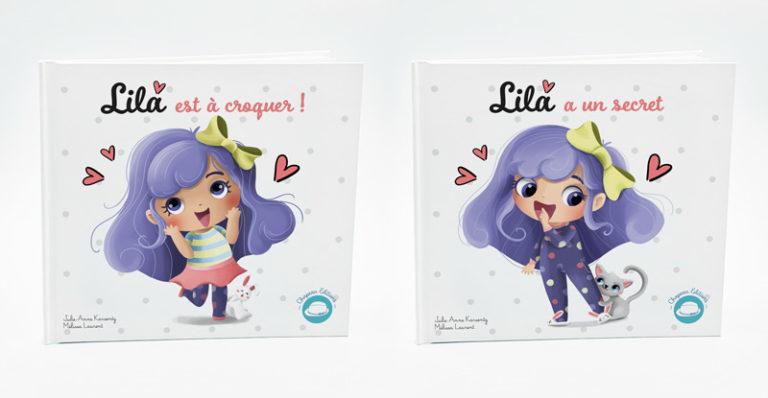 collection-lila-signe-avec-bebe-chapeau-editions